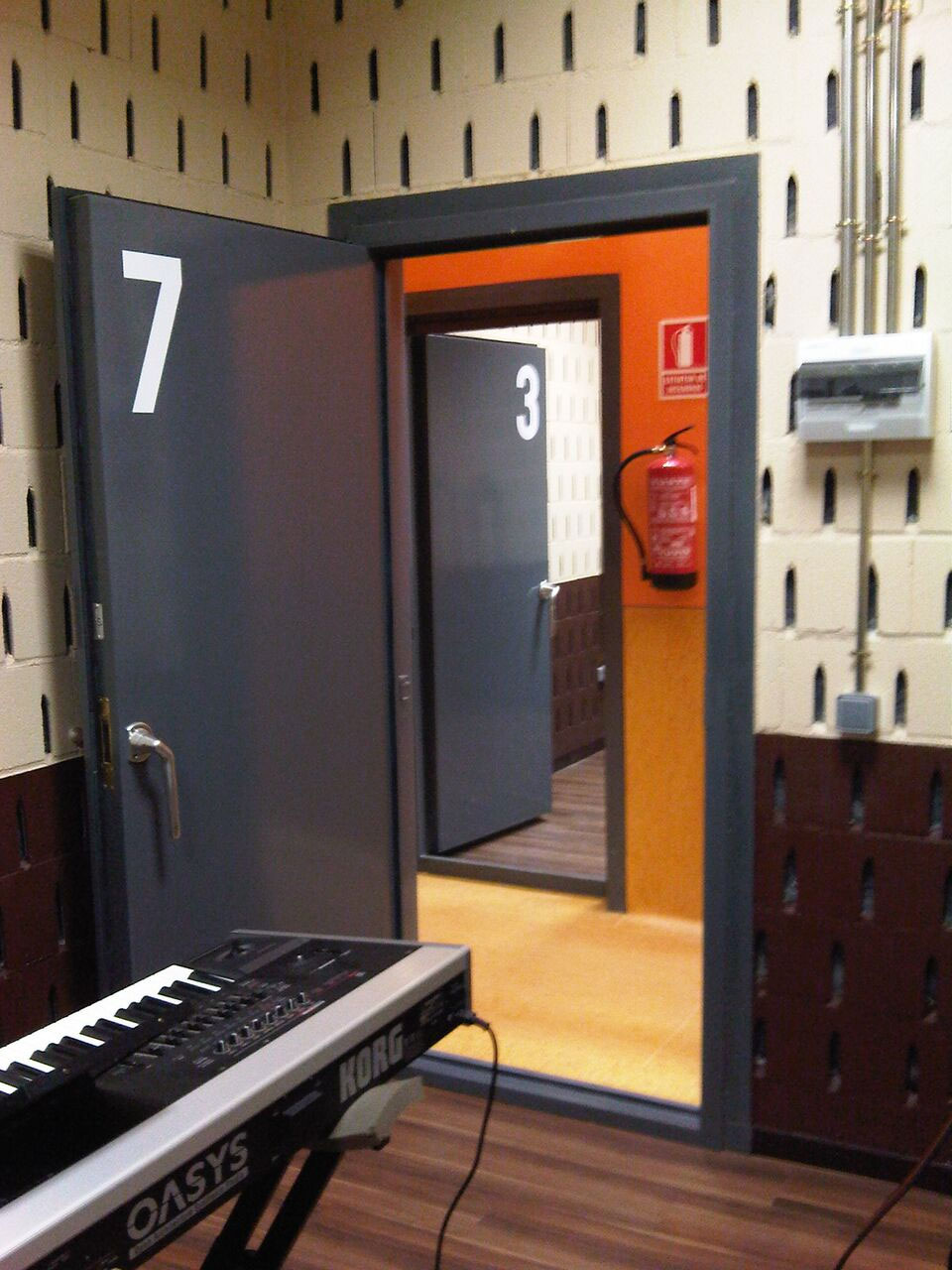 Steel Doors & Acoustic Doors | Noise Control | Acoustic Regulations | Acoustic GRG